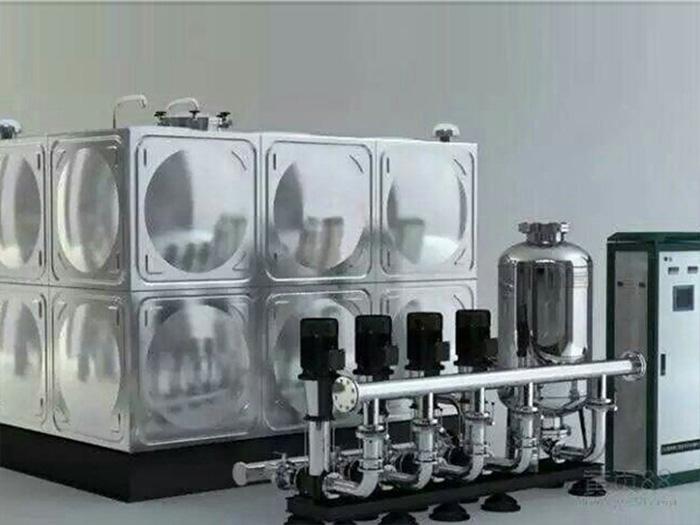 不锈钢水箱图片展示