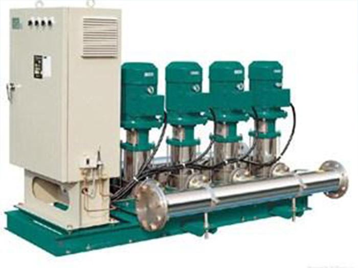 变频恒压供水设备特性你了解是多少?