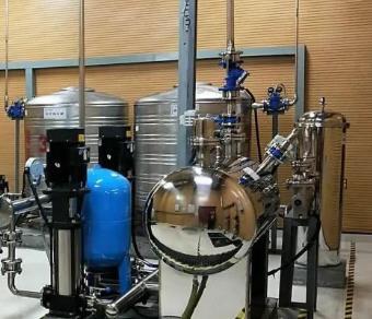 PLC控制的一拖二一拖三变频恒压供水设备自动控制系统