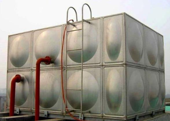 不锈钢水箱有哪些特点?宁夏腾耀达为您讲解!