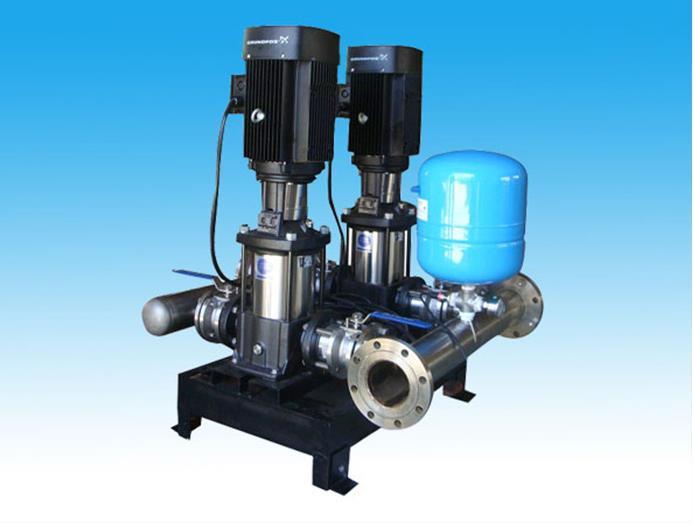 变频恒压供水设备图片