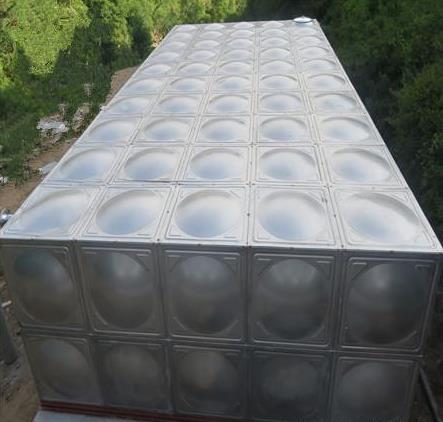 方形不锈钢水箱要注意什么,不锈钢水箱安装要注意什么?不锈钢水箱厂家宁夏腾耀达来告诉您?