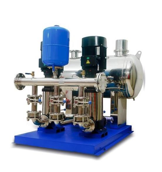水处理设备无负压供水和变频恒压 供水怎么选用?