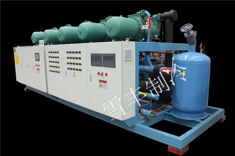 制冷设备厂家并联压缩机组