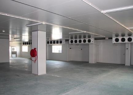 雪丰制冷来告诉大家:冷库安装完成后还需做什么工作?