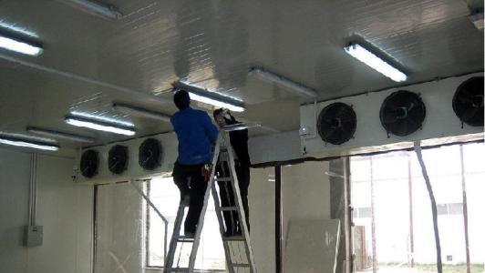 陕西冷库安装后的日常维护有哪些?