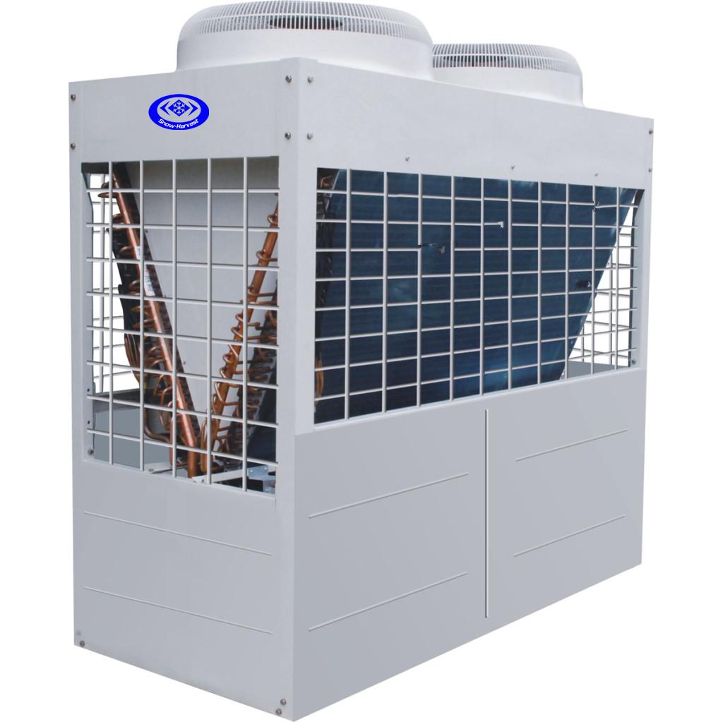 V型式箱体制冷压缩机组