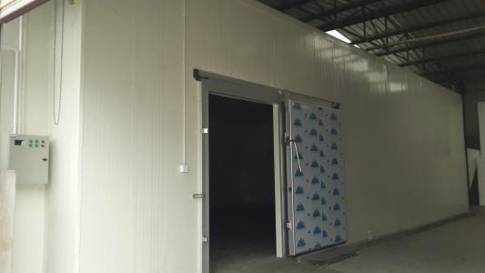 冷库是怎么建成的?