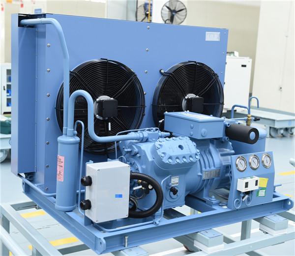 H型式箱体制冷压缩机组
