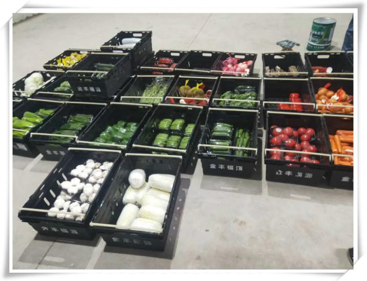 杨凌雨牧食品有限公司冷库项目