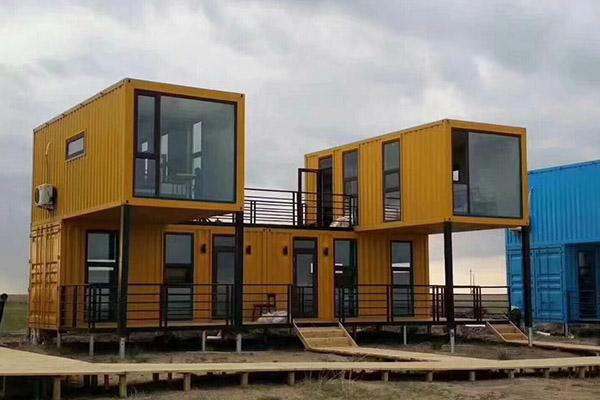怎样能提高集装箱房居住的舒适度?西安箱式集装箱房厂来支招
