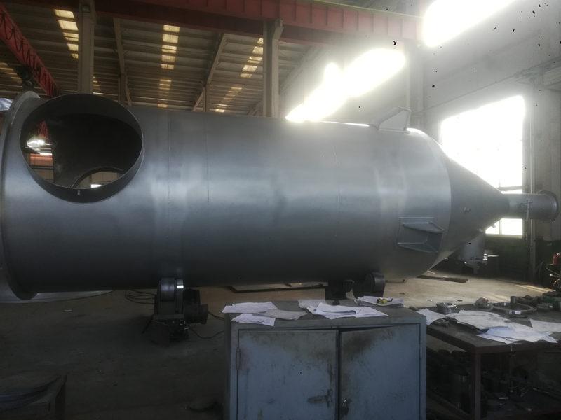 气体冷却器