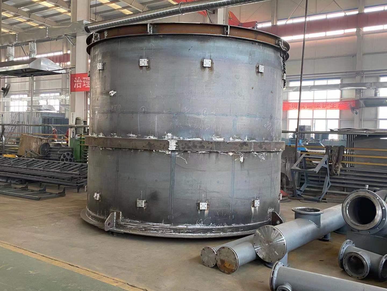 西安电炉应用案例