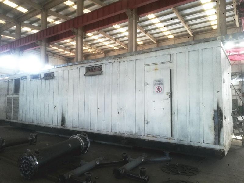 西安电控房改造