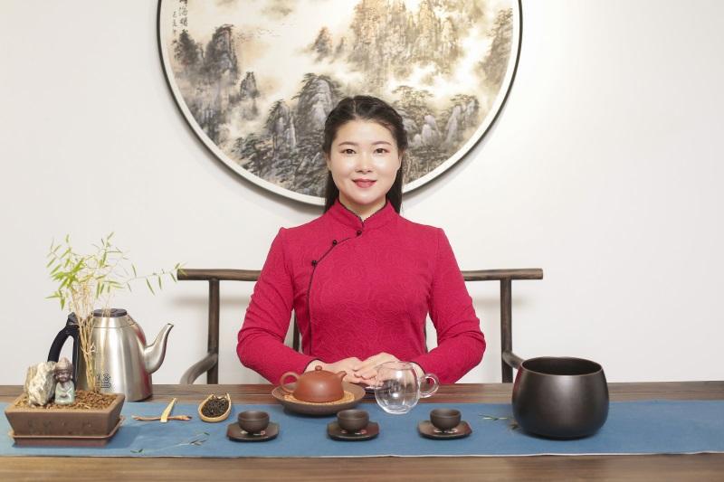 观润堂茶文化—梁生丽老师