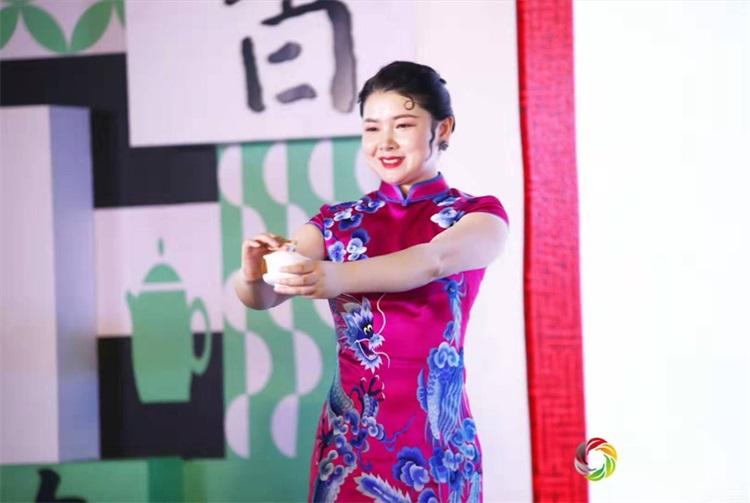 华巨臣茶博会活动