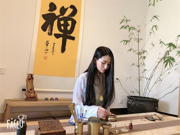 观润堂茶文化—学员作品