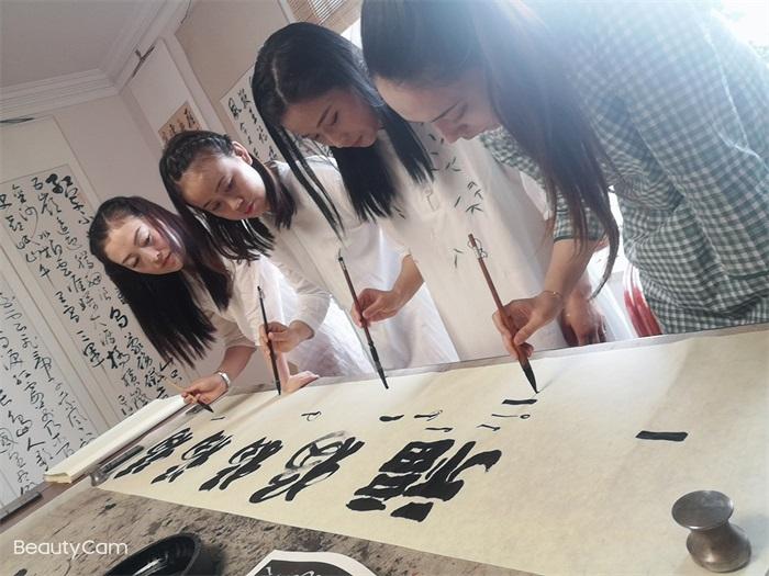 观润堂茶文化—团队风采