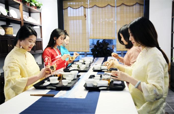 观润堂茶文化—团队作品