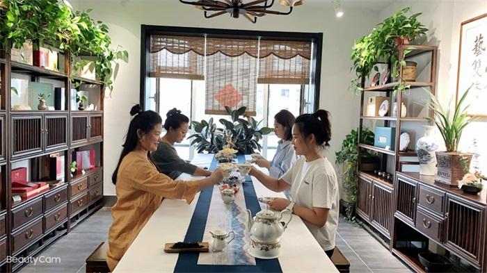 第十期,从学茶研习社举办喝茶到现在