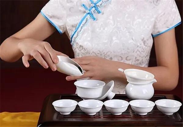 喝茶,其实是一种生活方式