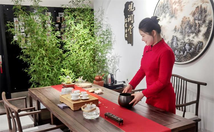 太原茶艺培训