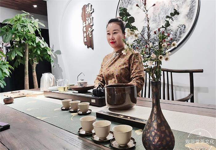 观润堂茶文化||我们为何要习茶?