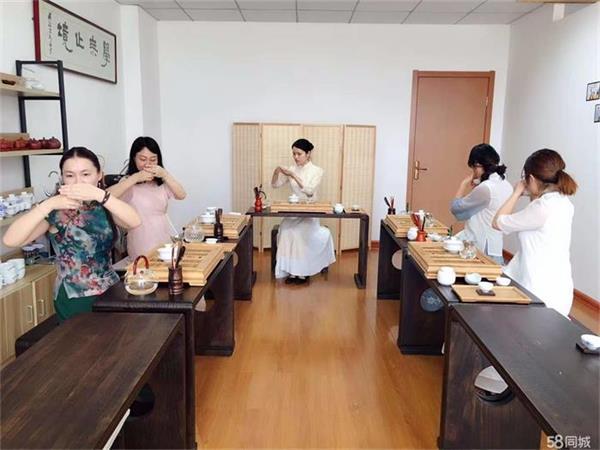 太原茶道培训