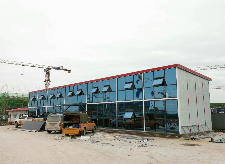 北京建工-天府机场项目