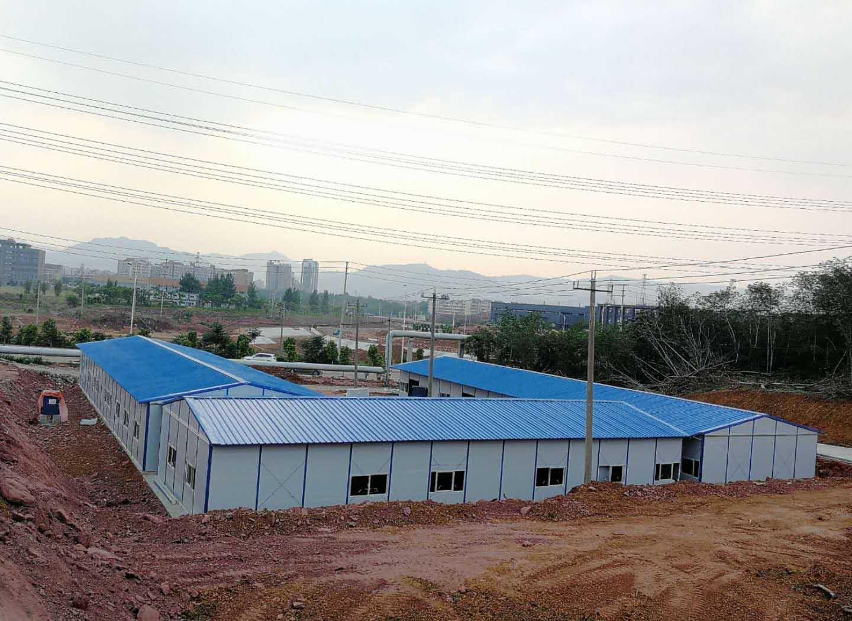 中国电建-金堂发电厂项目