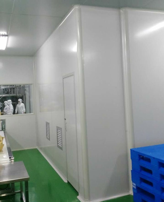 银桥乳业55直播吧房安装项目