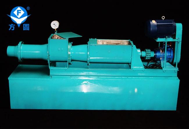 150型不銹鋼練泥機