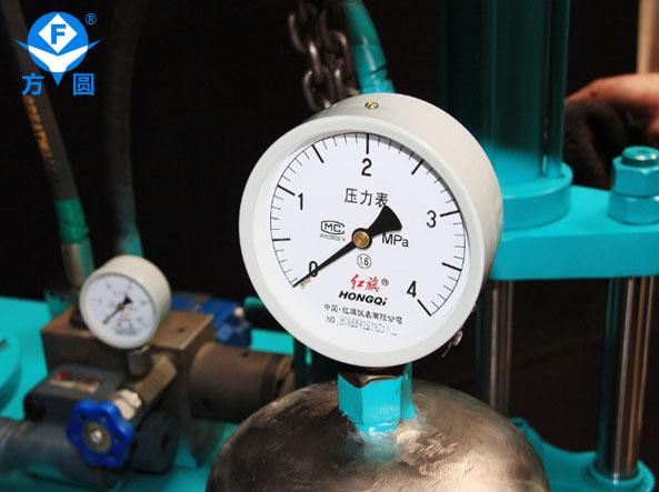 方圓機械陶瓷柱塞泥漿泵細節展示