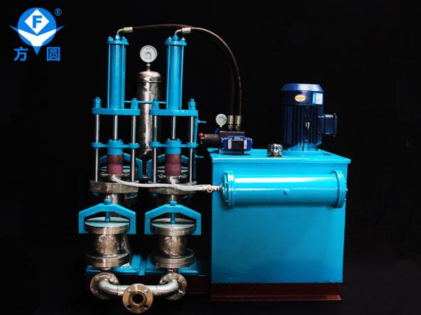 YB85型不銹鋼雙缸柱塞泵