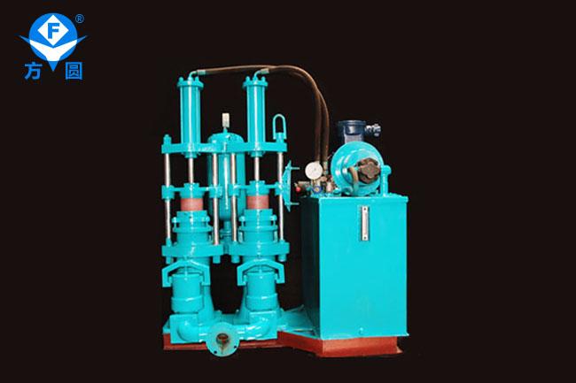 YB170双缸柱塞泵