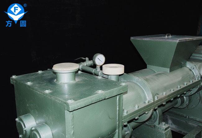 咸阳三轴不锈钢练泥机销售