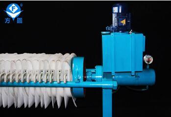 選擇壓濾機進料泵的時候注意哪些事項