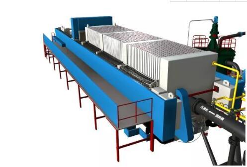 板框压滤机常见故障及处理方法