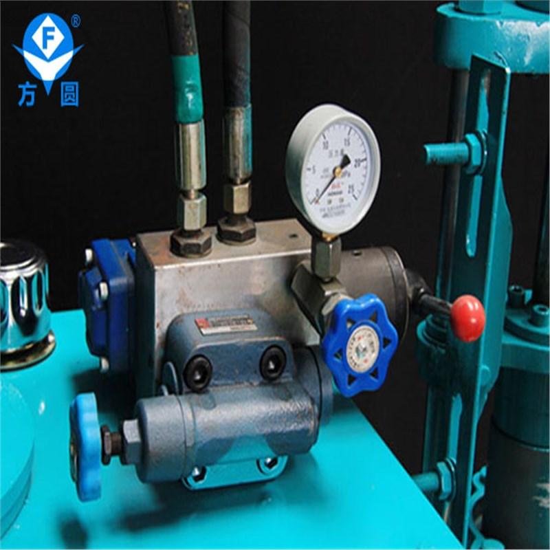 液壓泵輸出流量不足或不輸出油液造成的原因及解決辦法