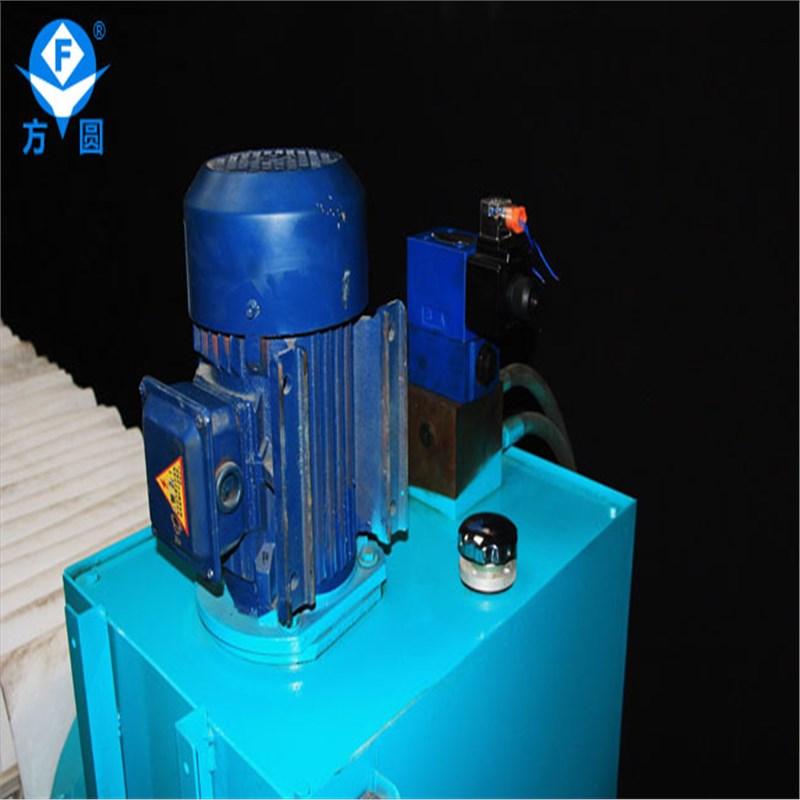 板框压滤机滤板损坏、渗水、迟缓走偏等5类故障处理方法