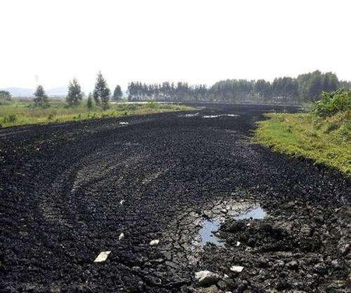 兰州污泥检测