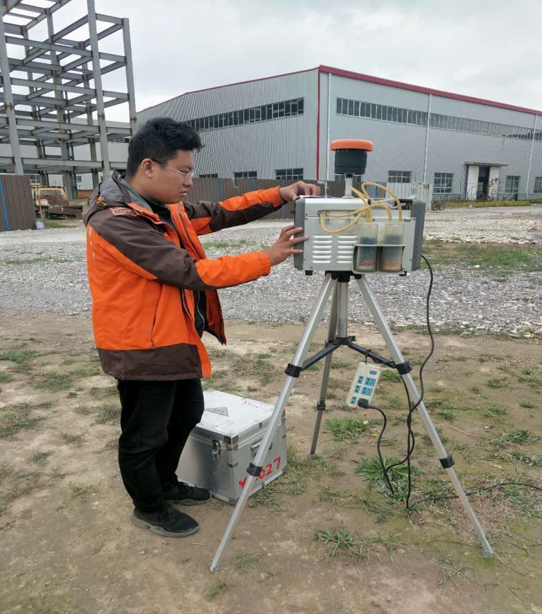 甘肃苏博卡捷新材料科技有限责任公司精密铸造及加工生产建设项目环保验收监测