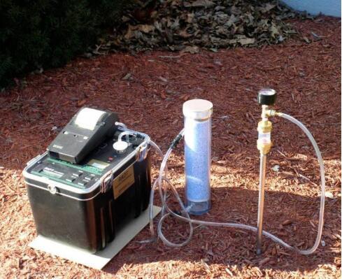 土壤环境检测过程如何做质量控制
