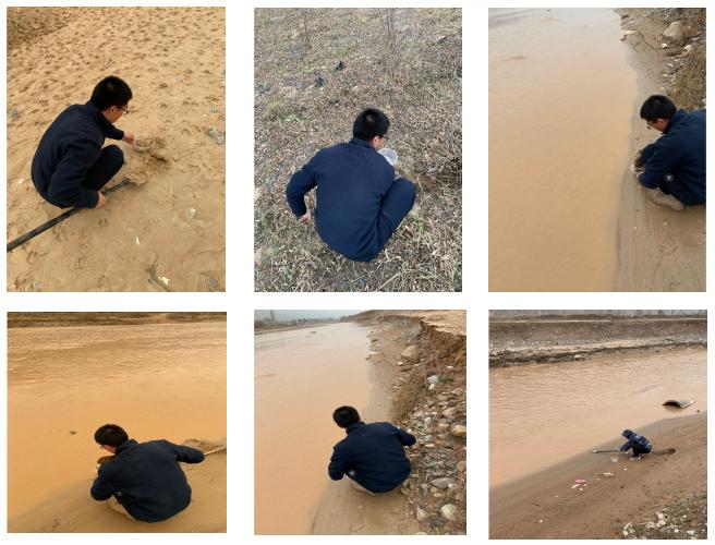 黄河支流渭河武山桦林-鸳鸯段可持续发展工程环境质量现状检测