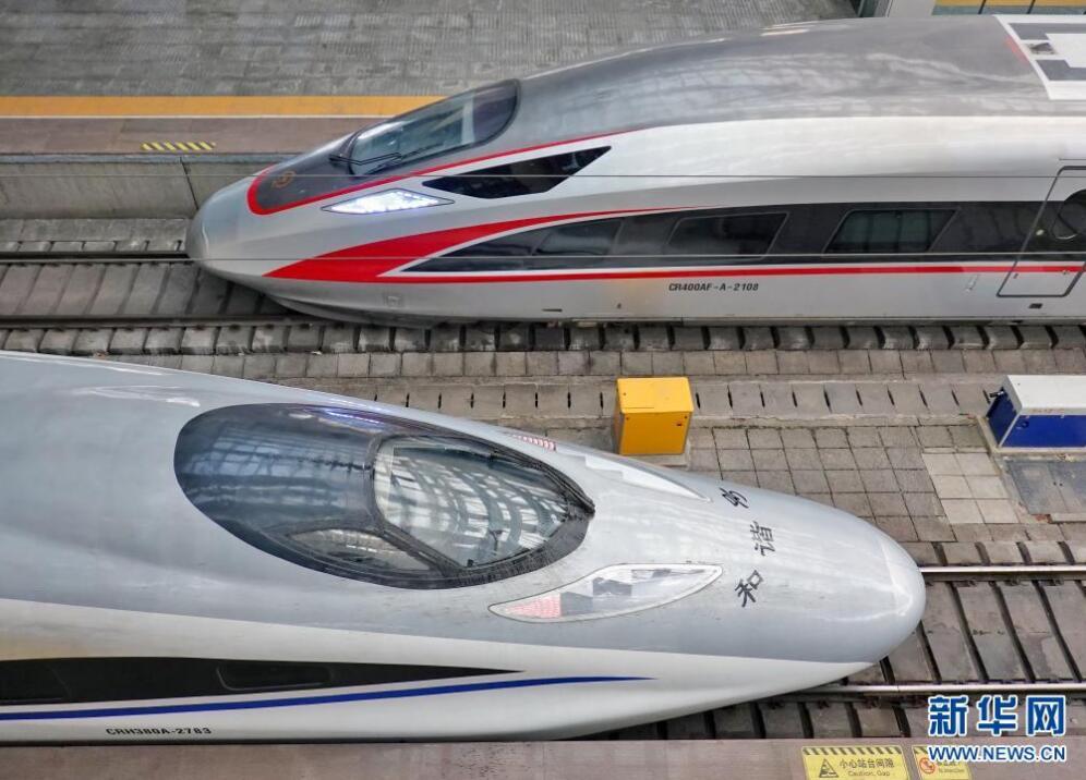 全国铁路4月10日将实行新的列车运行图