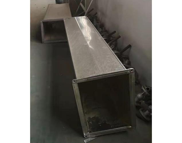 白铁加工案例:河南永昶食品公司