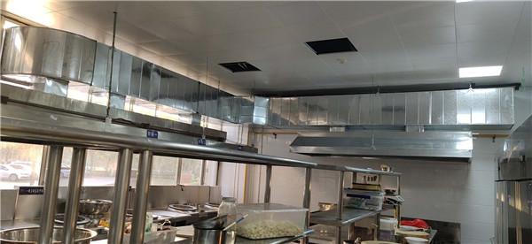 厨房排烟管道怎么清洗 让你的厨房不再有污渍