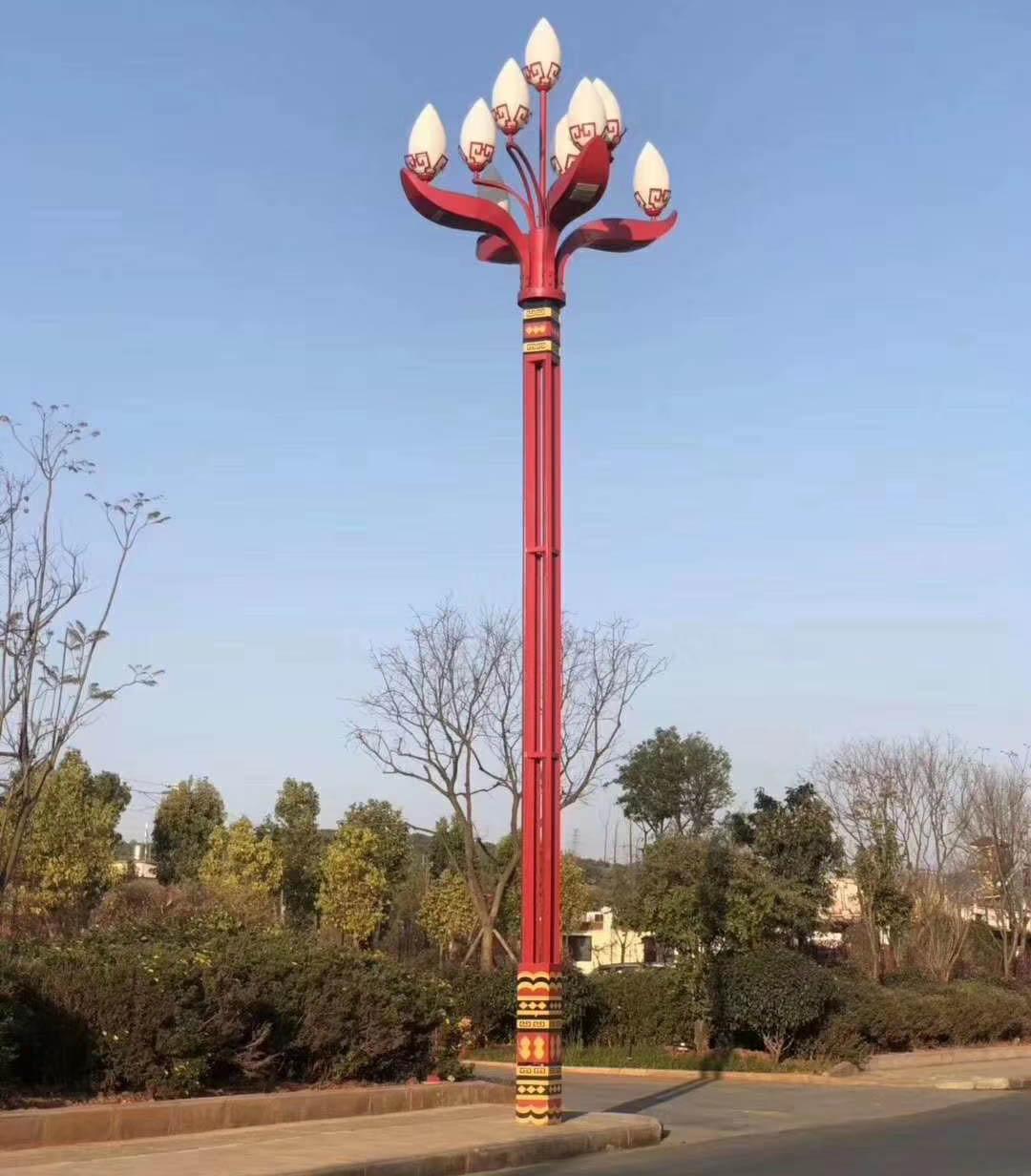 市电景观灯案例