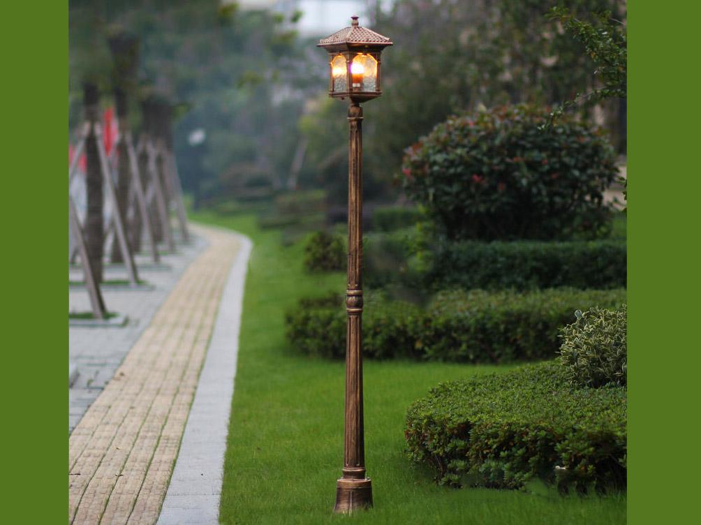 干货收藏   成都庭院灯如何挑选