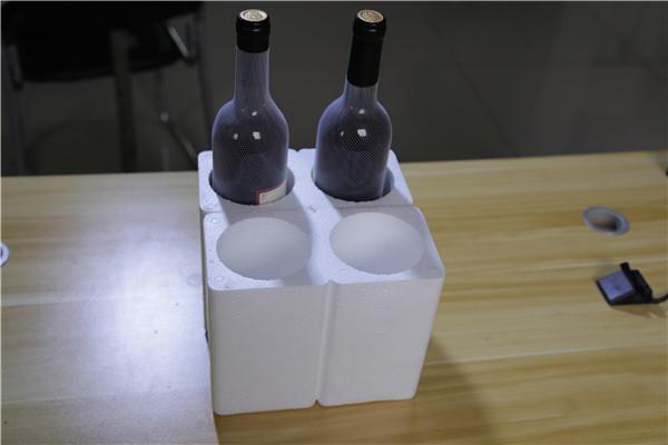 酒水泡沫包装